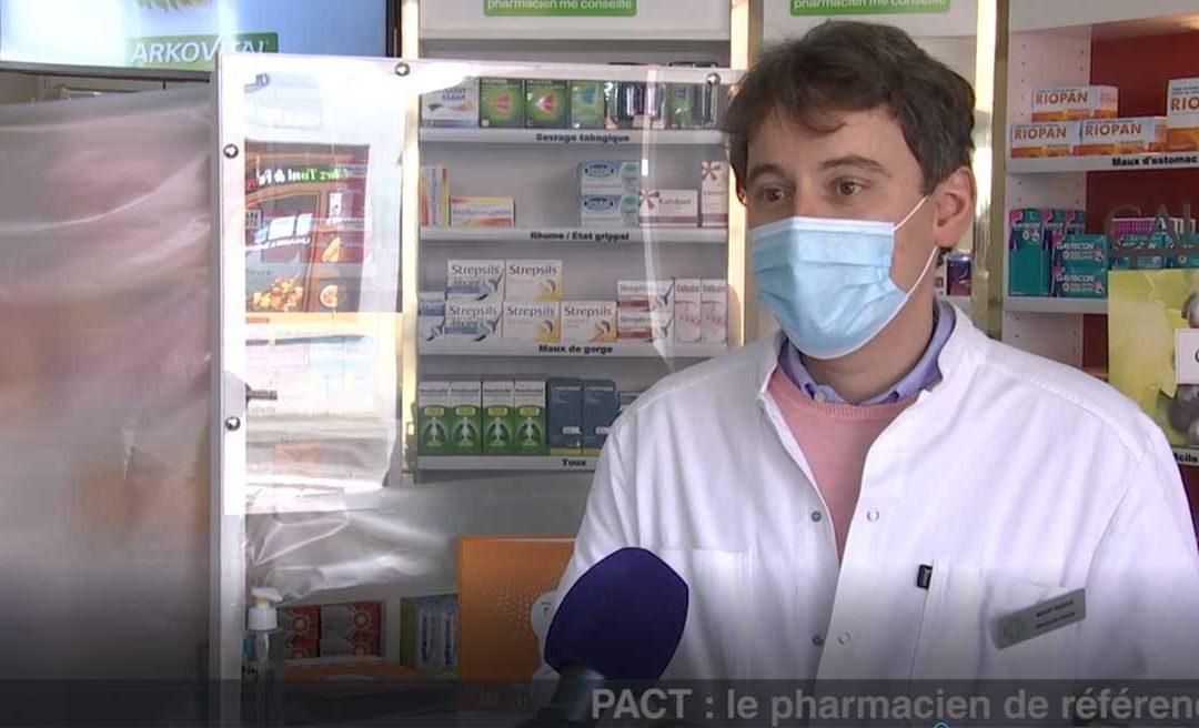 Série PACT : le pharmacien de référence