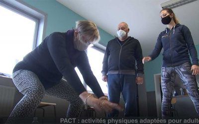 Série PACT : activités physiques adaptées pour les adultes